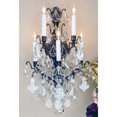 Versailles Sconce with Swarovski Strass Crys
