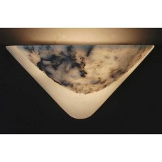 Mosaic Alabaster Wall Sconce