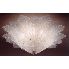 Murano Glass Ceiling Mount