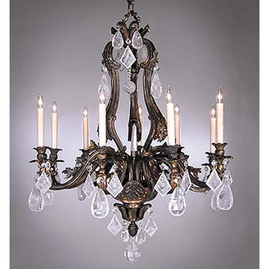 Louis XV Cast Chandelier