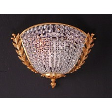 Cast Bronze Wall Sconce