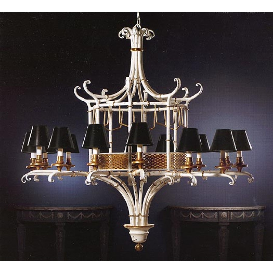 Pagoda chandelier aloadofball Image collections