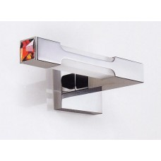 Chrome Contemporary Wall Sconce
