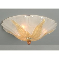 Murano Glass Flush Mount