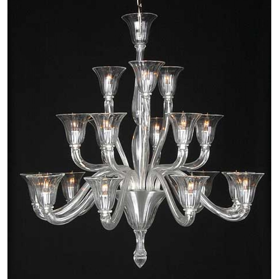 Murano Glass Chandelier