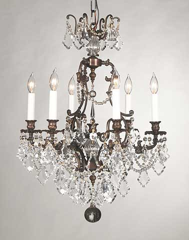 New items bronze chandelier mozeypictures Choice Image