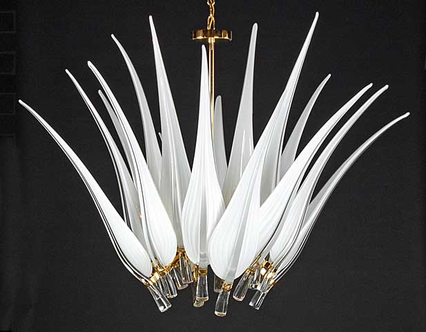Advertised items murano glass chandelier mozeypictures Gallery