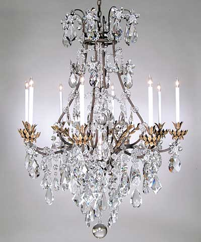 Brand-new Iron Chandeliers WX86
